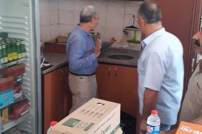 Diyarbakır'da okul kantinlerine sağlık denetimi