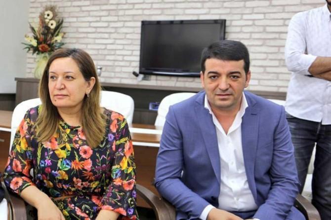 Bismil Belediyesinin HDP'li eş başkanları gözaltına alındı