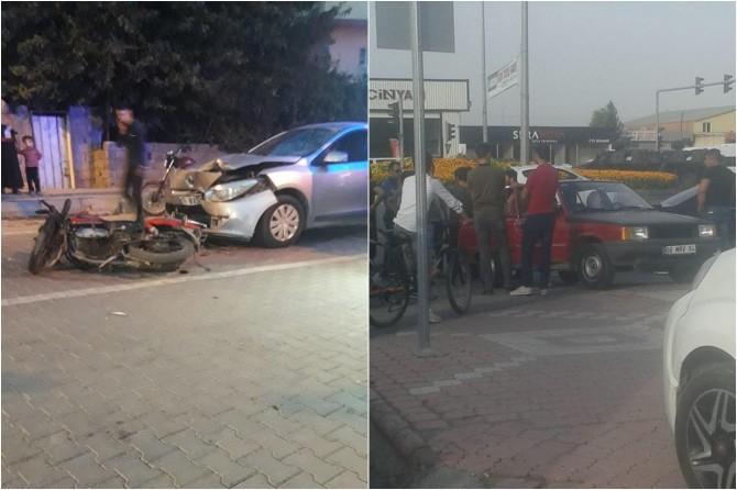 Batman'da trafik kazası: Biri ağır 3 yaralı