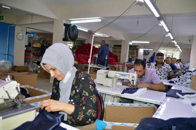 Ağrı İŞKUR'dan işsizliğe çözüm projesi