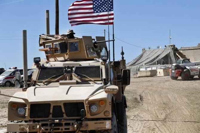 ABD askerleri Suriye'nin kuzeyinden çekiliyor