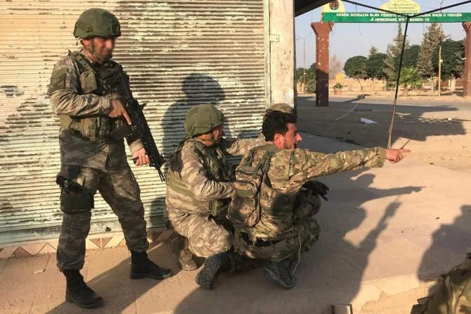 Hejmara PKK/PYD-YPGyîyên ku di dema harekatê de hatin kuştin bû 550