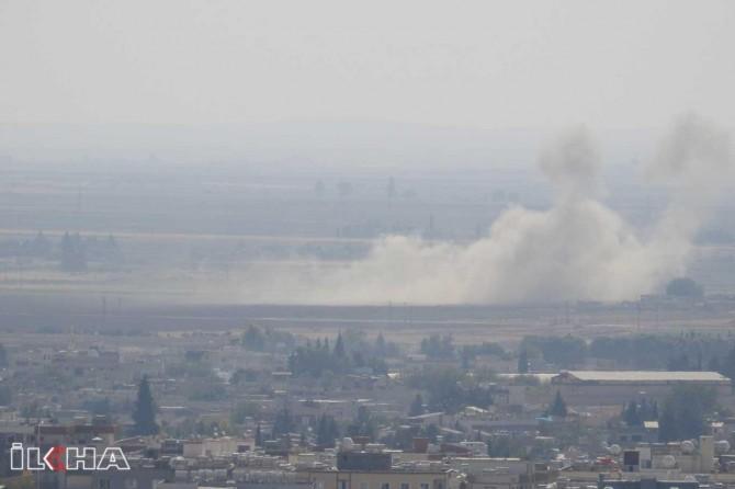 550 PKK/YPG members neutralizes in Syria: Turkish Defense Ministry