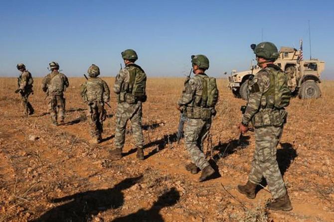Leşkerên Amerîkayê ji Kobanê vekişîyan