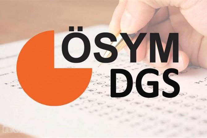 DGS ek yerleştirme sonuçları açıklandı