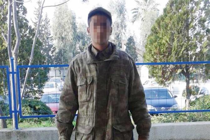 Asker nöbet yerinde ölü bulundu