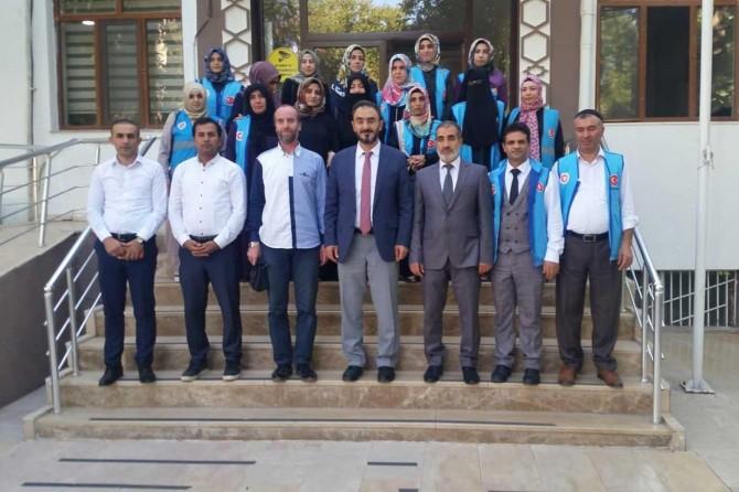 Diyarbakır'da ihtiyaç sahipleri için 'hayır marketi'