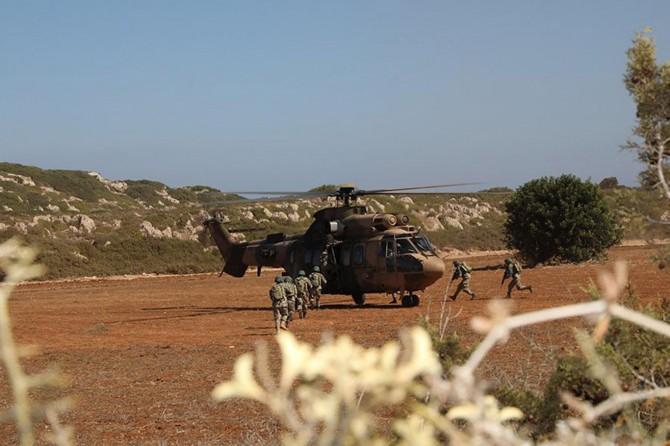 MSB: 595 PKK/PYD-YPG'li etkisiz hale getirildi
