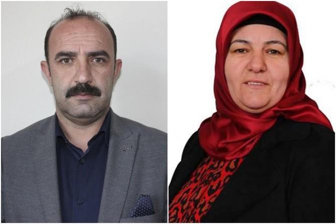Du serokên şaredarîya HDPê hatin binçavkirin