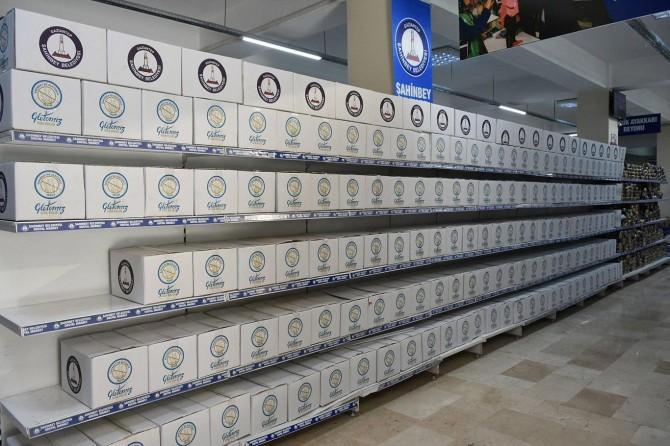 Gaziantep'te çölyak hastalarına glutensiz un dağıtımı yapıldı