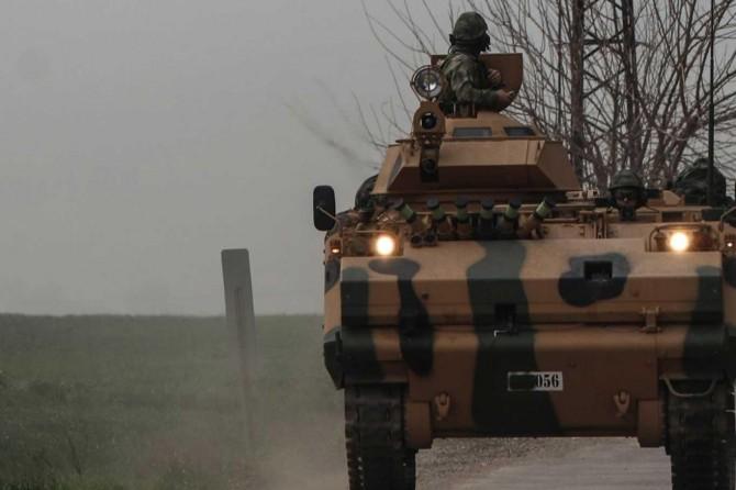 Münbiç'teki saldırıda ağır yaralanan asker hayatını kaybetti
