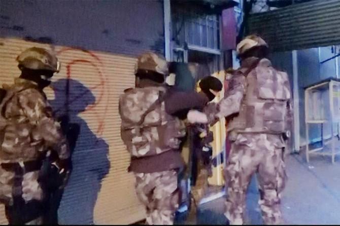 Turkey detains 10 members of Daesh