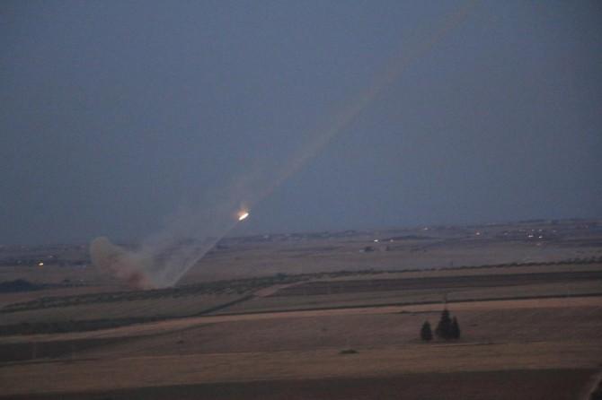 PKK/YPG hedefleri ÇNRA ile vuruldu