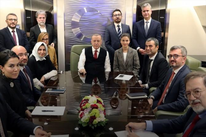 Cumhurbaşkanı Erdoğan harekâtı değerlendirdi