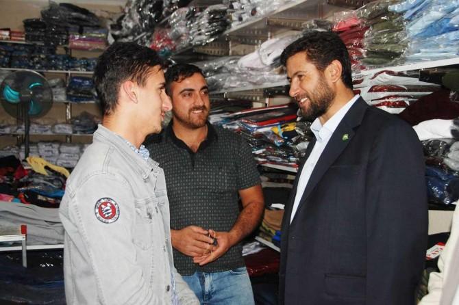 Gençlerin istihdam edilmesi için işletmeler açılmalı