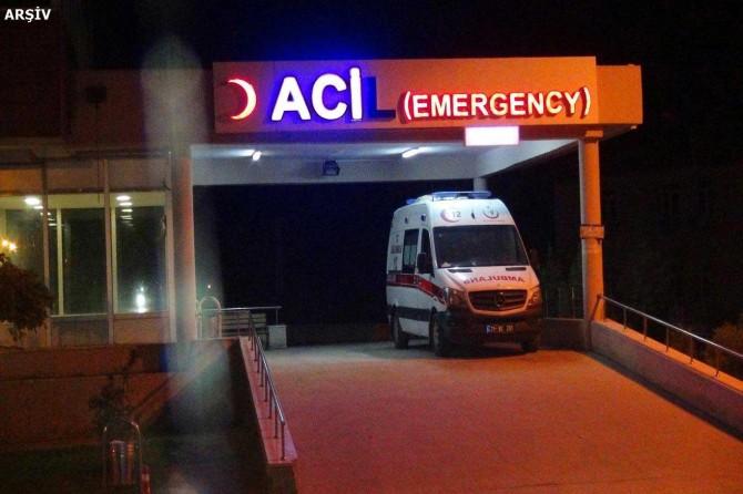 Çınar Filizören'de aileler arasında kavga: 1'i ağır 4 yaralı