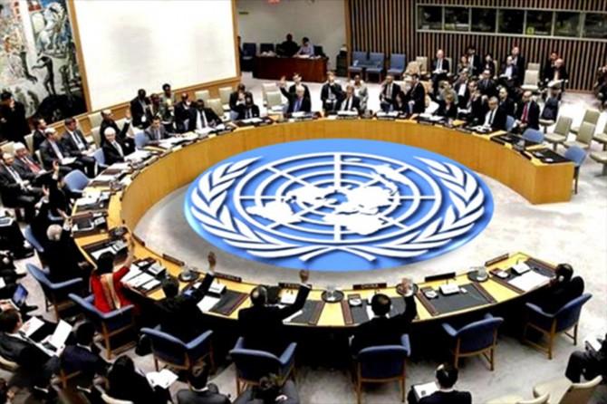 BM Güvenlik Konseyi'nde Suriye toplantısı