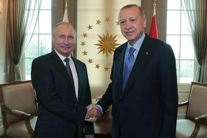 Erdogan to meet Putin in Russia