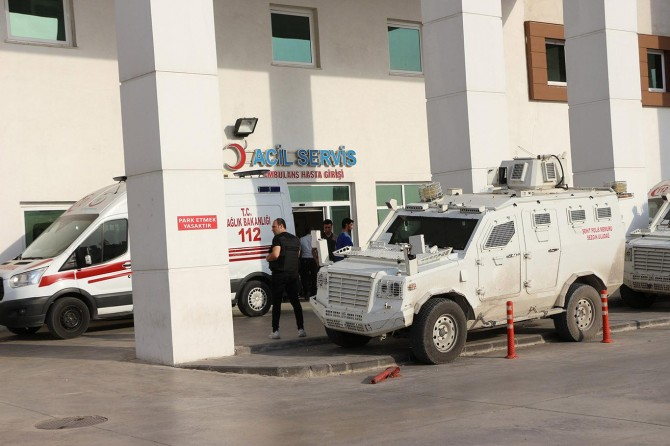 Nusaybin'de askeri karakolu havanlı saldırı: Bir yaralı