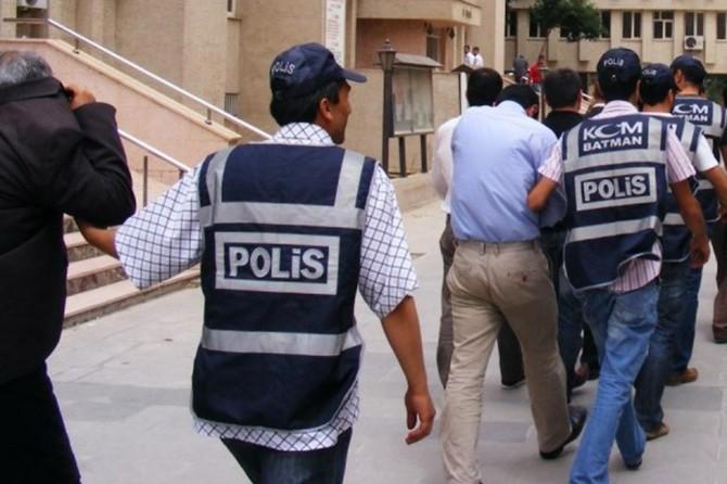 Ankara'da ihale çetesi operasyonu: 72 gözaltı