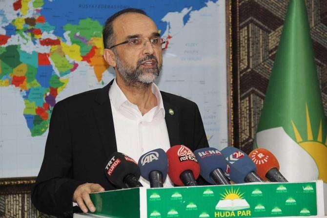Sağlam: Müslüman Kürt halkını emperyalistlerin insafına terk etmeyin