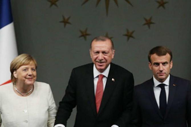 Macron, Merkel ve Johnson Erdoğan'la görüşecek