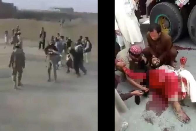 Pakistan askeri sivillere ateş açtı: 3 ölü 1 yaralı