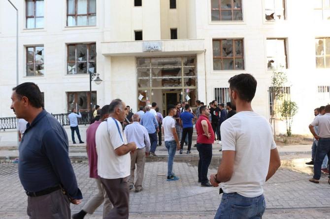 Nusaybin'de hasar ve zarar tespit çalışmaları başladı
