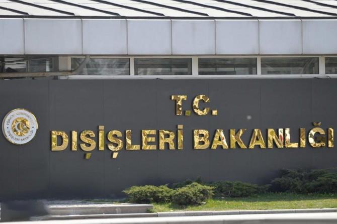 Dışişleri Bakanlığından Af Örgütü'nün 'Barış Pınarı' raporuna tepki