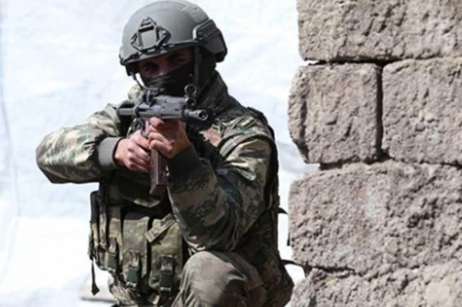 Biri gri listede 7 PKK'li öldürüldü
