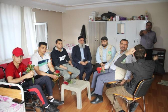 Türkiye'de tedavileri devam eden Gazzeli gaziler yardım bekliyor