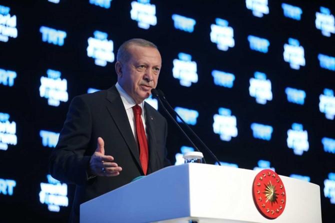 Türkiye'nin hiçbir ülkenin toprağında, hiçbir toplumun özgürlüğünde gözü yoktur