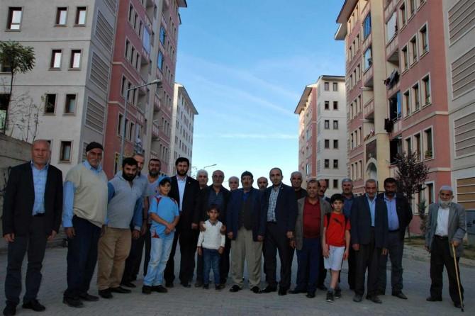 Muş'ta TOKİ'nin mağdur ettiği dar gelirli aileler yardım bekliyor
