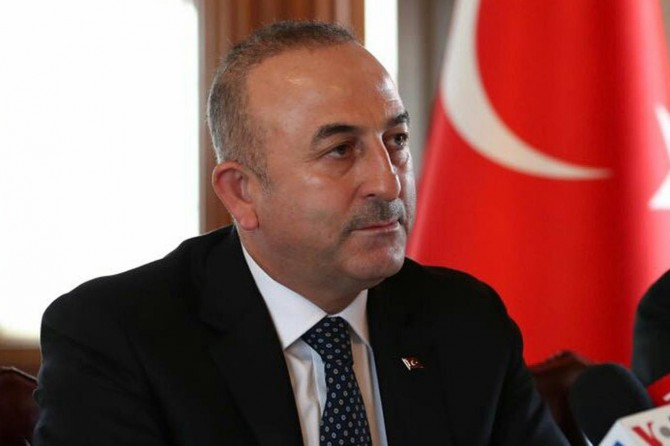 Turkey to resume operation if YPG/PKK fails to withdraw, Foreign Minister says