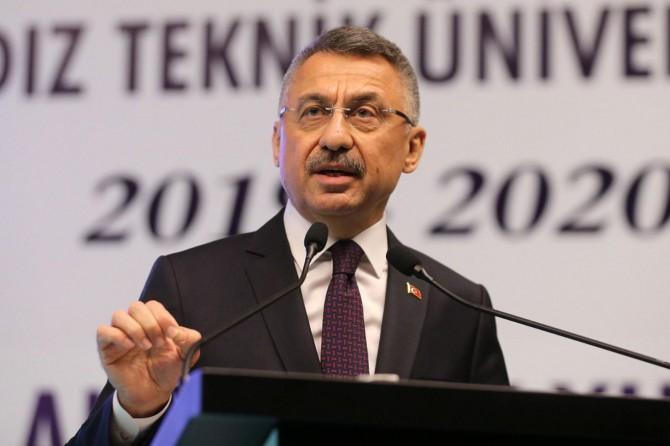 Cumhurbaşkanı Yardımcısı Oktay: 2 milyon Suriyelinin geri dönmesini planlıyoruz