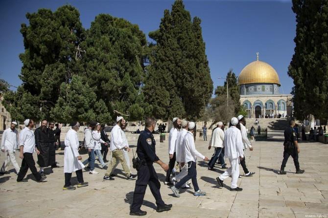 Jerusalem's Al-Aqsa Mosque is under threat