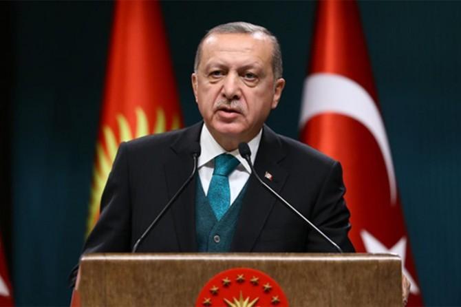 Erdogan: Ger li ser soza ku dane nesekinin em ê harekata xwe bidomînin
