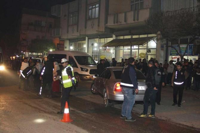 Gaziantep'te Huzur Uygulamasında aranan 63 kişi yakalandı