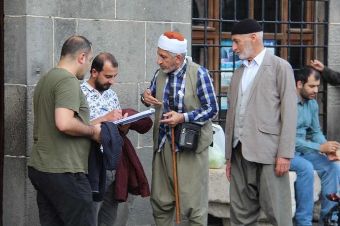 Diyarbakır'da tarihi Ulu Cami çevresindeki müzikli mekanlara tepki