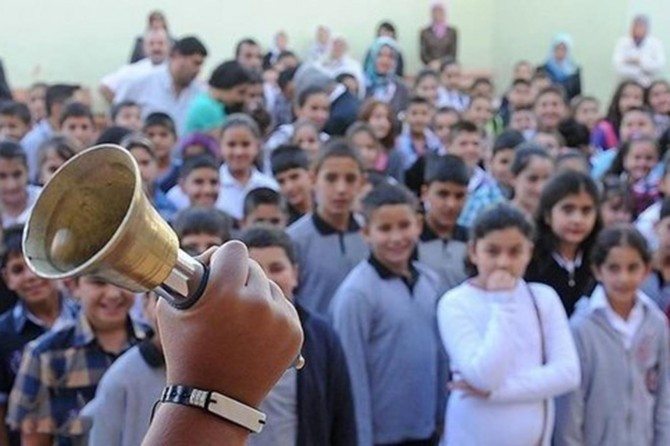 Sınır bölgelerinde eğitim öğretim yeniden başladı