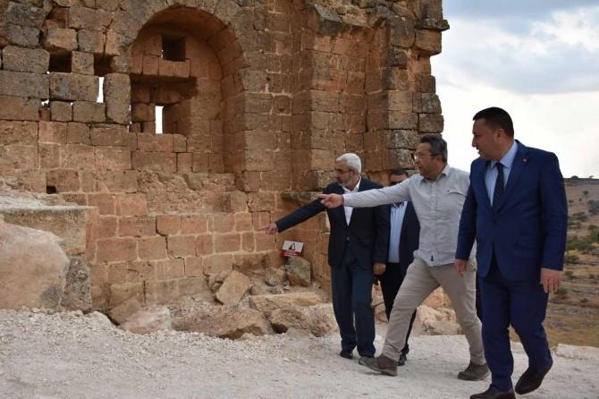 Beyoğlu: Zerzevan Kalesi Dünya Kültür Mirası listesine alınmalı