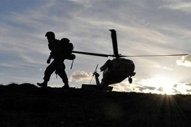 Muş'ta 2 PKK'li öldürüldü