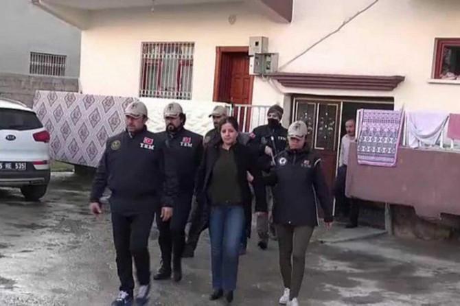 HDP'li Saray Belediye Başkanı gözaltına alındı
