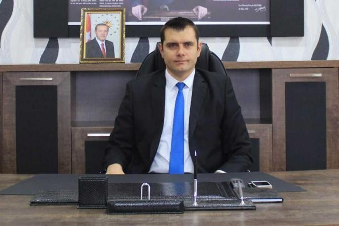 Saray Belediye Başkanlığına görevlendirme