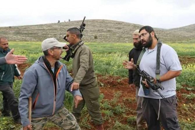 Filistinli çiftçiler son bir ayda siyonist çetelerin 36 saldırısına maruz kaldı