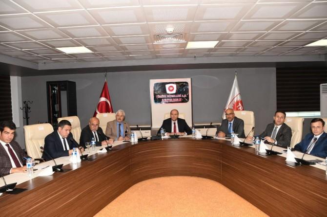 Adıyaman'da Turizm Platformu toplantısı yapıldı