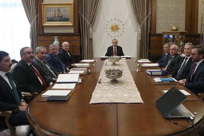 Altun'dan Yüksek İstişare Kurulu toplantısı sonrası açıklama