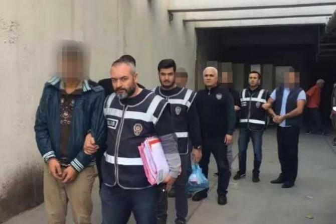 Gaziantep'te çeşitli suçlardan aranan 330 şüpheli yakalandı