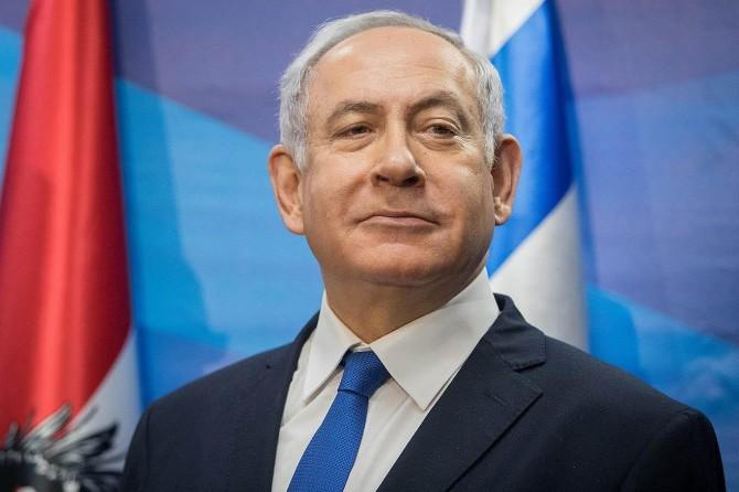 Terörist Netanyahu: Kudüs'ü başkent ilan ettik, kimse bir şey diyemedi