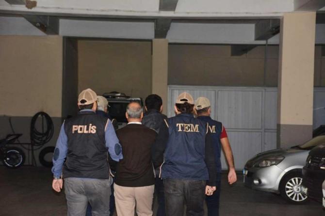 Gaziantep'te PKK propagandası yapan 2 şüpheli tutuklandı